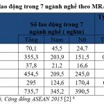Khả năng cung cấp nguồn cung lao động của Việt Nam